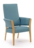 Mexborough Chair With Hygiene Gap