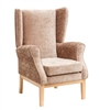 Ashbourne High Back Wing Chair