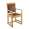 Seville Carver Chair With Skis